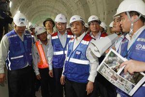 Thủ tướng: Phải đảm bảo kinh phí để tuyến metro số 1 hoàn thành đúng tiến độ