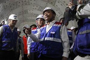 Thủ tướng thị sát tuyến metro Bến Thành – Suối Tiên