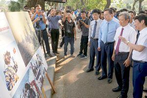 Khơi dậy cảm xúc trong mỗi người dân Việt Nam