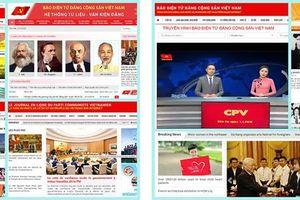 Xây dựng Báo điện tử ĐCSVN thành cơ quan báo chí truyền thông đa phương tiện