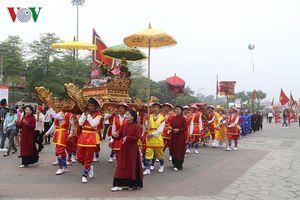 Hôm nay khai hội Giỗ tổ Hùng Vương-Lễ hội Đền Hùng năm 2019