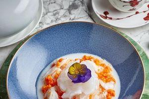 Thưởng thức ẩm thực Quảng Đông từ đầu bếp sao Michelin