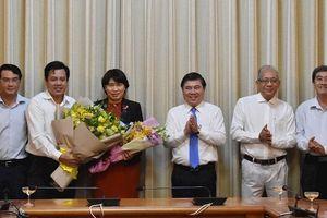 TP.HCM trao quyết định bổ nhiệm nhân sự chủ chốt nhiều đơn vị
