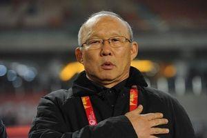 HLV Park Hang Seo: Tuyển Việt Nam là đội bóng số một Đông Nam Á