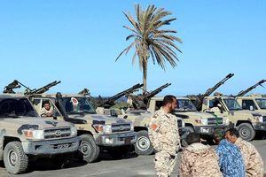 Giao tranh ác liệt tại thủ đô Libya tiếp diễn bất chấp Liên Hợp Quốc kêu gọi ngừng bắn