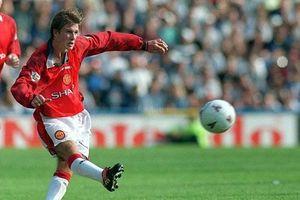 Nhìn lại bàn thắng để đời giúp David Beckham vươn tầm thành ngôi sao