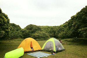 Khám phá 4 điểm cắm trại tuyệt đẹp ngay giữa Hà Nội trong dịp nghỉ lễ