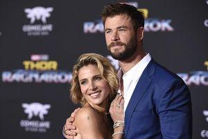 Gia đình hạnh phúc của 'Thần Sấm' Chris Hemsworth