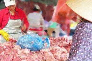 Long An: DN và nhiều hộ chăn nuôi cam kết sản xuất thịt heo an toàn