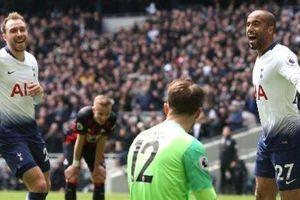 Tottenham trở lại tốp ba bằng chiến thắng Huddersfield 4-0