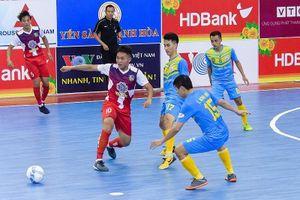 Giai đoạn 2 giải Futsal VĐQG 2019: Lợi thế sân nhà sẽ giúp Sanna Khánh Hòa chơi tốt