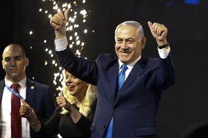 Bầu cử ở Israel: Chiến thắng nhọc nhằn của ông Netanyahu