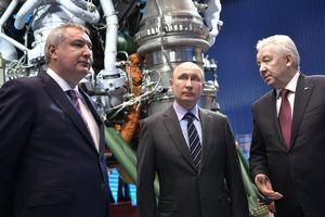 Tổng thống Nga Putin chi 390 triệu USD xây Trung tâm vũ trụ quốc gia đẳng cấp thế giới