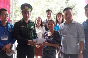 Nghệ An: Hỗ trợ các hộ gia đình có ngư dân gặp nạn trên biển