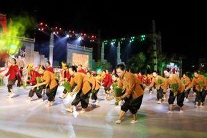 Đặc sắc và ấn tượng chương trình nghệ thuật chào mừng Lễ hội Đền Hùng năm Kỷ Hợi 2019