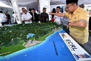 Malaysia khôi phục dự án đường sắt với Trung Quốc