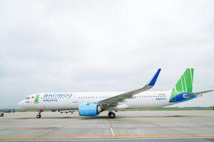 Bamboo Airways đón thêm Airbus A321NEO - 'át chủ bài' mới cho đường bay châu Á