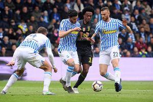 Thua sốc SPAL, Juventus lại phải hoãn ngày đăng quang ngôi vô địch Serie A