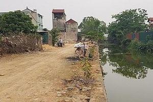 Kỳ 4: Lãnh đạo UBND xã La Phù không cung cấp thông tin dự án