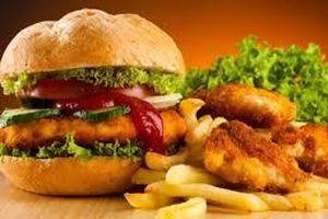 Ăn thức ăn nhanh 3 lần một tuần, bạn có nguy cơ mắc hen suyễn cao hơn