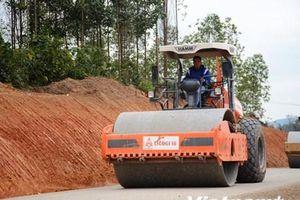 Nhiều tồn tại thi công, chất lượng đường cao tốc Bắc Giang-Lạng Sơn
