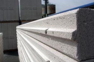 Viglacera xuất khẩu 50.000m3 tấm panel ALC sang Singapore