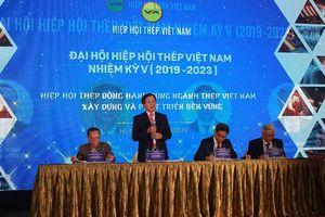 Ông Nghiêm Xuân Đa được bầu làm Chủ tịch Hiệp hội Thép Việt Nam