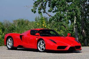 Điểm qua 10 chiếc Ferrari đẹp nhất mọi thời đại