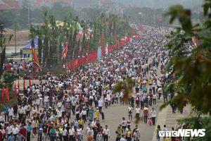 Hơn 5.000 người tham gia bảo vệ an ninh Lễ hội Đền Hùng