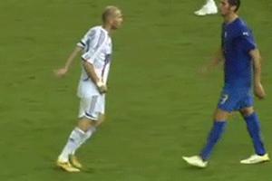 Nhìn lại pha 'thiết đầu công' kinh điển của Zidane ở World Cup 2006