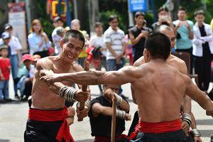 Các trung tâm giải trí ở Sài Gòn đông nghẹt ngày giỗ tổ Hùng Vương