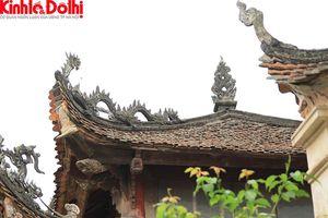 Linh thiêng đình cổ thờ các tướng lĩnh thời vua Hùng