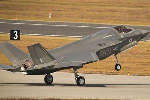 Tuyên bố của Anh khi điều F-35B đến sát Syria