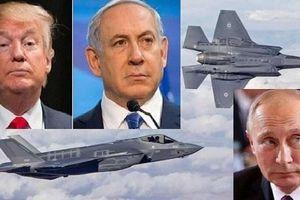 Israel không kích Syria: Nga bất lực vì ngại đòn thù Mỹ?