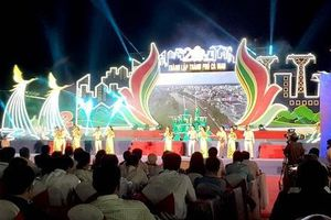 Kỷ niệm 20 năm ngày thành lập TP Cà Mau