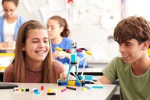 Lego hướng tới lớp học hiện đại