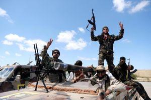 Libya: Nửa tháng, 600 người thương vong