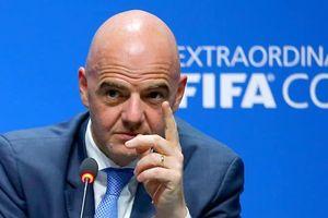 Chủ tịch FIFA thoát cuộc điều tra đưa hối lộ