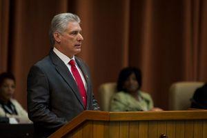 Chủ tịch Cuba kêu gọi tăng cường phòng thủ ứng phó Mỹ