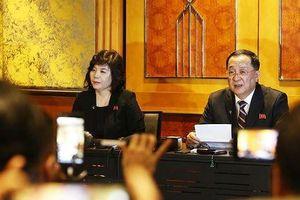 Nữ thứ trưởng quyền lực của Triều Tiên từng tới Việt Nam được thăng chức