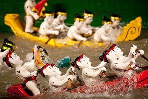 Đi tìm nguồn gốc của văn hóa truyền thống 'múa rối nước'