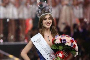 Nhan sắc trong veo của nữ sinh 20 tuổi vừa đăng quang Hoa hậu Nga 2019