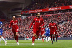 Salah và Mane bùng nổ, Liverpool hạ gục Chelsea