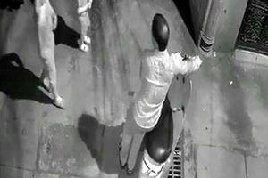 Tạm giữ nghi phạm vụ dâm ô bé gái trong hẻm tối ở Q. Thanh Xuân