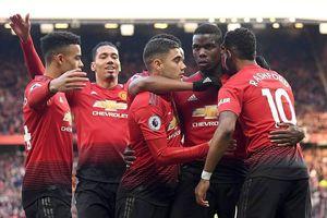 Manchester United 2 -1 West Ham: Vận đỏ của Quỷ đỏ