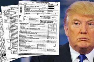 Đảng Dân chủ ra hạn chót cho bản khai thuế của Tổng thống Trump