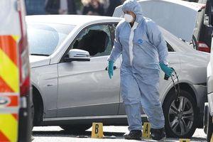 Cảnh sát Anh nổ súng sau vụ tấn công vào ô tô Đại sứ quán Ukraine