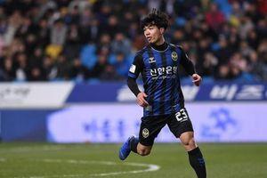 Công Phượng ra sân hiệp 2, CLB Incheon nối dài thất bại, đội sổ BXH K.League