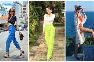 Hồ Ngọc Hà hack cả chục tuổi với street style trẻ trung - H'Hen Niê diện bikini khoe đường cong bốc lửa