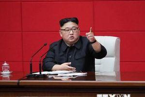 Chủ tịch Triều Tiên Kim Jong-un thăng chức cho nhiều sỹ quan quân đội